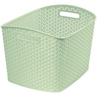 Kosz Polyratan STYLE box-XL-CURVER