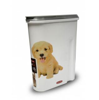 Plastikowy pojemnik na żywność 1,5 kg - PSI CURVER