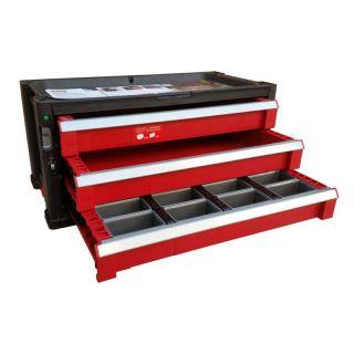Regał narzędziowy 3 szuflady Keter