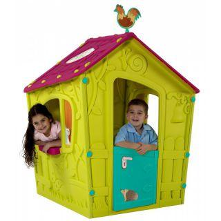 Dziecinny domek DOM MAGIC PLAY