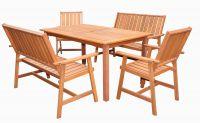 Drewniany stół MALAY