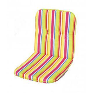 Wyściółka niskiego krzesła SCALA - w paski 20200-210