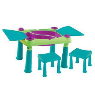Plastikowy stolik dziecięcy STÓŁ KREATYWNY