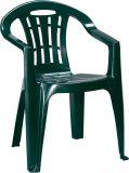Krzesła ogrodowe MALLORCA - ciemnozielone