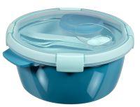 Pojemnik podróżny SMART TO GO 1,6L - kolor niebieski