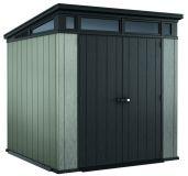 Plastikowy domek ogrodowy ARTISAN 7x7 - 2,2 x 2,1 x 2,1 m
