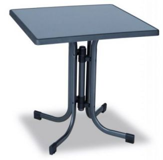 Stół metalowy PIZZARA 70 x 70 cm