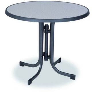 Stół  metalowy PIZZARA ø 85 cm